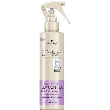 Gel na vlasy SCHWARZKOPF STYLISTE ULTIME Elastin Flex Control 200 ml (9000100990011)
