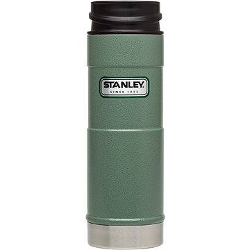 STANLEY Termohrnek Classic series do 1 ruky 470 ml zelený (10-01394-013)