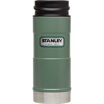 STANLEY Termohrnek Classic series do 1 ruky 350 ml zelený (10-01569-005)