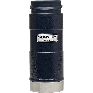STANLEY Termohrnek Classic series do 1 ruky 350 ml modrý (10-01569-006)