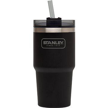 STANLEY Termohrnek do auta Master series591mL vacuum quencher Matte Black (10-02662-004)
