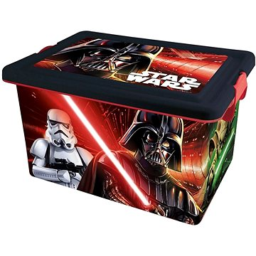 STOR Plastový box 13 L STAR WARS (SO4605)