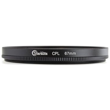 Starblitz cirkulárně polarizační filtr 67mm (SFICPL67)