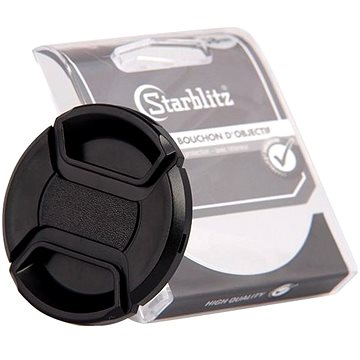 Starblitz přední krytka objektivu 62mm (SLC62)