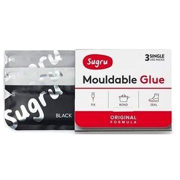 Sugru Mouldable Glue 3 pack - bílé, černé, šedé (I000415)