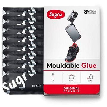 Sugru Mouldable Glue 8 pack - bílé, černé, šedé