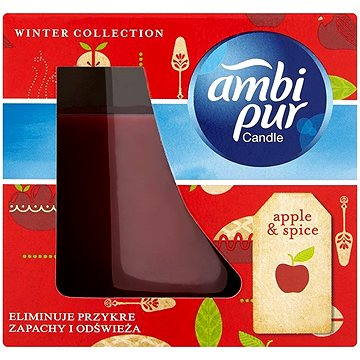 Svíčka AMBIPUR Red Blossom 100 g (4084500311992)