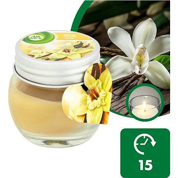 Svíčka AIRWICK Vanilkový lusk 30 g (5997321758398)