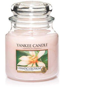 Svíčka YANKEE CANDLE Classic střední 411 g Champaca Blossom (5038580030648)