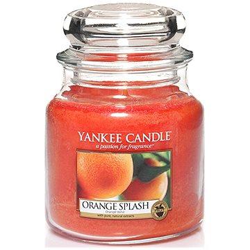 Svíčka YANKEE CANDLE Classic střední 411 g Orange Splash (5038580032161)