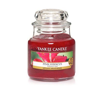 Svíčka YANKEE CANDLE Classic střední 411 g Pink Hibiscus (5038580030587)
