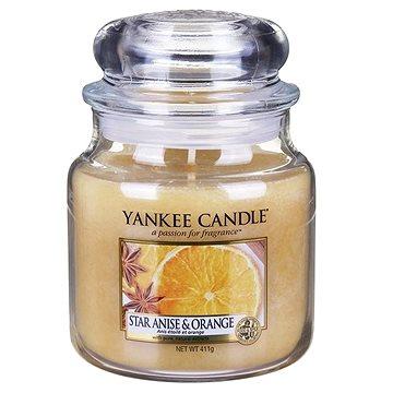 Svíčka YANKEE CANDLE Classic střední 411 g Star Anise & Orange (5038580084955)