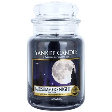YANKEE CANDLE Classic velký Midsummer's Night 623 g (5038580000504)
