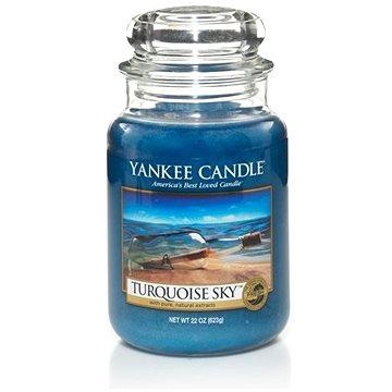 Svíčka YANKEE CANDLE Classic velký 623 g Turquoise Sky (5038580013504)