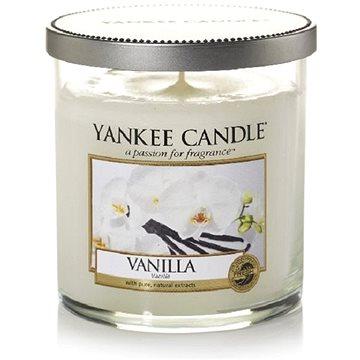 Svíčka YANKEE CANDLE Décor malý 198 g Vanilla (5038580070262)