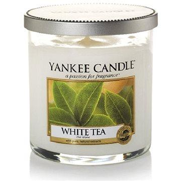 Svíčka YANKEE CANDLE Décor malý 198 g White Tea (5038580070286)
