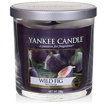 Svíčka YANKEE CANDLE Décor malý 198 g Wild Fig (5038580048292)