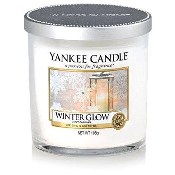 Svíčka YANKEE CANDLE Décor malý 198 g Winter glow (5038580088205)