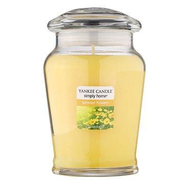 Svíčka YANKEE CANDLE vonná svíčka 340 g Summer Flowers (5038580063127)