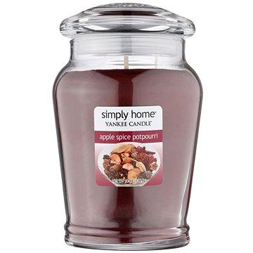Svíčka YANKEE CANDLE vonná svíčka 538g Apple Spice Potpourri (5038580044515)