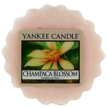 Svíčka YANKEE CANDLE vonný vosk 22g Champaca Blossom (5038580030686)