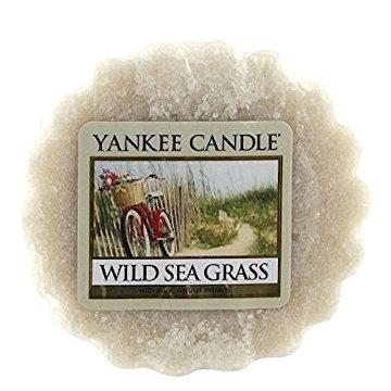 Svíčka YANKEE CANDLE vonný vosk 22g Wild Sea Grass (886860176037)