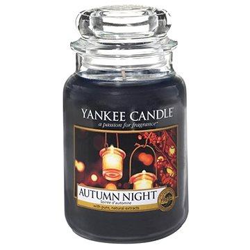 YANKEE CANDLE Classic velký Autumn Night 623 g (5038580083804)