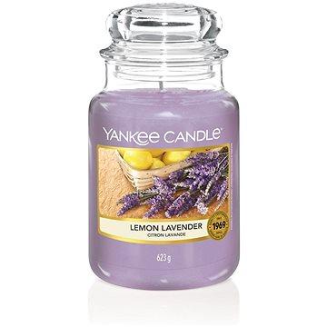 YANKEE CANDLE Classic velký Lemon Lavender 623 g (5038580000351)
