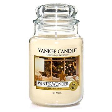 YANKEE CANDLE Classic velký Winter Wonder 623 g (5038581051109)