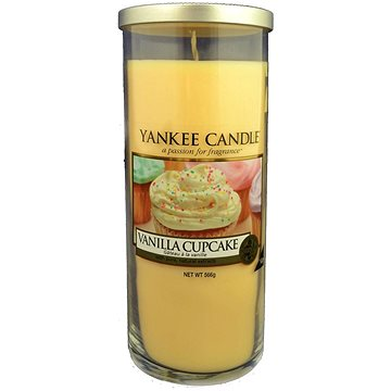 YANKEE CANDLE Décor velký Vanilla Cupcake 566 g (5038580041279)