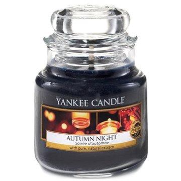 YANKEE CANDLE Classic střední Autumn Night 411 g (5038580083842)
