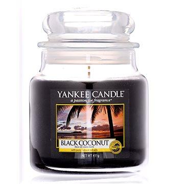 YANKEE CANDLE Classic střední Black Coconut 411 g (5038580013429)