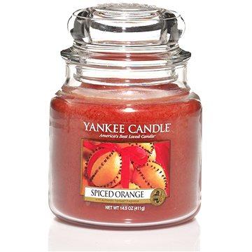 YANKEE CANDLE Classic střední Spiced Orange 411 g (5038580002904)