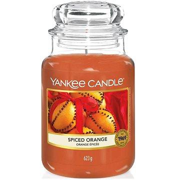 YANKEE CANDLE Classic velký Spiced Orange 623 g (5038580002843)