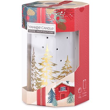 YANKEE CANDLE Home Inspiration 2019, 4 ks + stínohra (5038581071336)