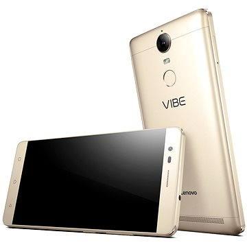 Lenovo K5 Note Fingerprint Gold (PA330009RO) + ZDARMA Navigace Sygic GPS navigace pro Lenovo Power Bank Mobile Battery 2600 mAh