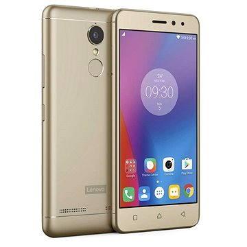 Lenovo K6 Gold (PA530157RO) + ZDARMA Bezpečnostní software Kaspersky Internet Security pro Android pro 1 mobil nebo tablet na 6 měsíců (elektronická licence) Digitální předplatné Interview - SK - Roční od ALZY Digitální předplatné Týden - roční