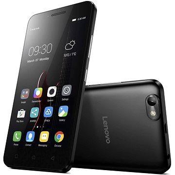 Lenovo VIBE C Black (PA300125RO) + ZDARMA Pouzdro na mobilní telefon Lenovo Flip Case Vibe C Black