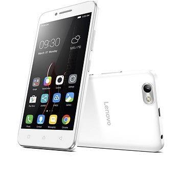 Lenovo VIBE C White (PA300007RO) + ZDARMA Pouzdro na mobilní telefon Lenovo Flip Case Vibe C Black