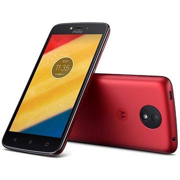 Motorola Moto C LTE Red (PA6L0039RO) + ZDARMA Digitální předplatné Interview - SK - Roční od ALZY Digitální předplatné Týden - roční