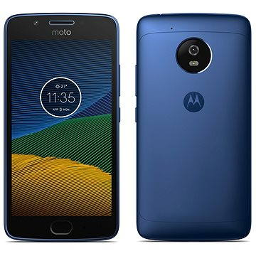 Motorola Moto G 5.generace 2GB Oxford Blue (PA610114RO) + ZDARMA Digitální předplatné Interview - SK - Roční předplatné Digitální předplatné Týden - roční