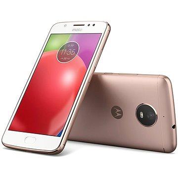 Motorola Moto E4 Gold (PA750070RO) + ZDARMA Digitální předplatné Interview - SK - Roční od ALZY Sluchátka do uší JBL L10A šedá Digitální předplatné Týden - roční