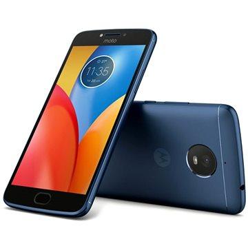 Motorola Moto E4 Oxford Blue (PA750018RO) + ZDARMA Digitální předplatné Interview - SK - Roční od ALZY Sluchátka do uší JBL L10A šedá Digitální předplatné Týden - roční