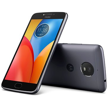 Motorola Moto E4 Plus Iron Gray (PA700040RO)