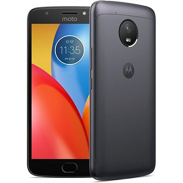 Motorola Moto E4 Plus Grey (PA700069RO)