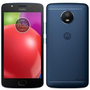 Motorola Moto E4 Modrý