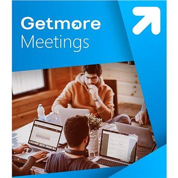 Getmore Řízení porad a úkolů (elektronická licence) (GMS-01-1358)