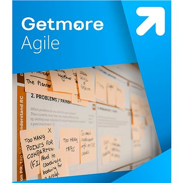 Getmore Řízení projektů, agility a týmů (elektronická licence) (GMS-07-1358)