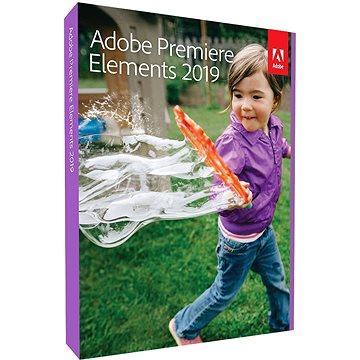 Adobe Photoshop Elements 2019 CZ BOX (65292252)