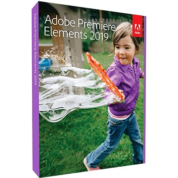 Adobe Premiere Elements 2019 MP ENG BOX (65292569)